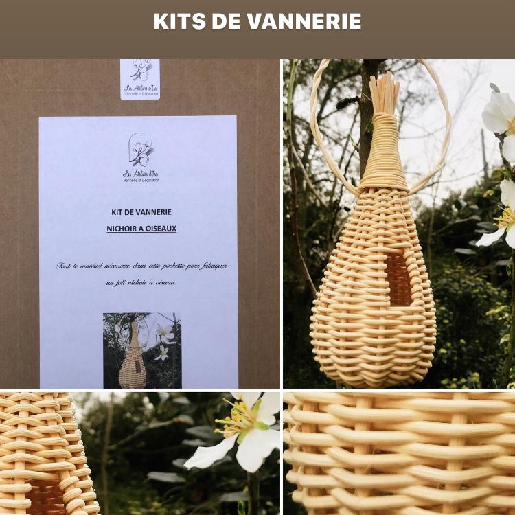 KITS DE VANNERIE DIY